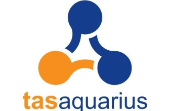 Aquarius logo, intradia liquidity soluciòn